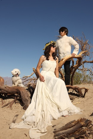 Death Valley Wedding – Say Yes to Happy