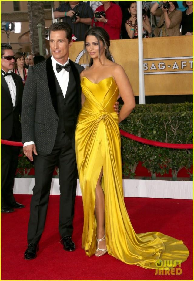 20th Annual Screen Actors Guild Awards - Arrivals