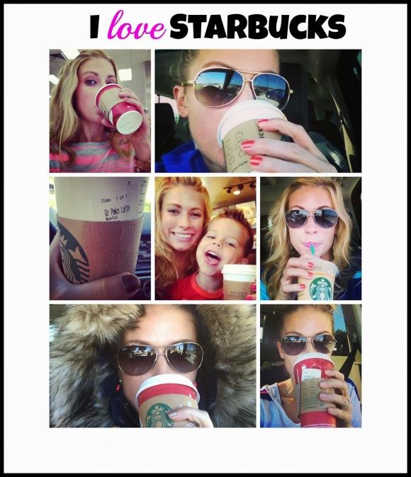 I love Starbucks
