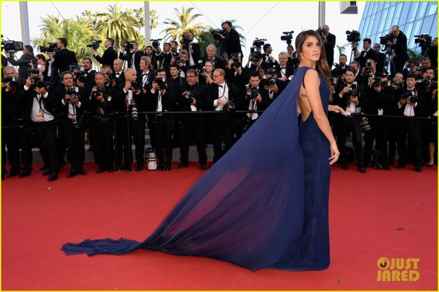 """CANNES, FRANCE - MAY 20:  Nikki Reed attends the Premiere of """"Youth"""" during the 68th annual Cannes Film Festival on May 20, 2015 in Cannes, France.  (Photo by Pascal Le Segretain/Getty Images)"""