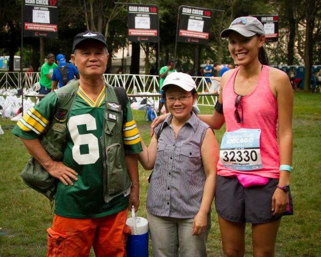 071915 Julie's Half Marathon & House-2