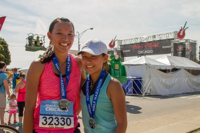 071915 Julie's Half Marathon & House-40