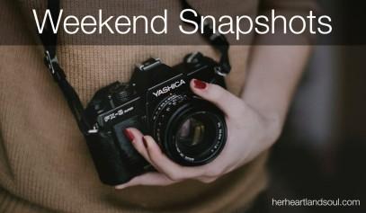 weekend-snapshots