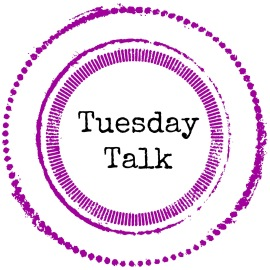 Tuesday Talk Button